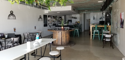 WiP Cafe & Coworking