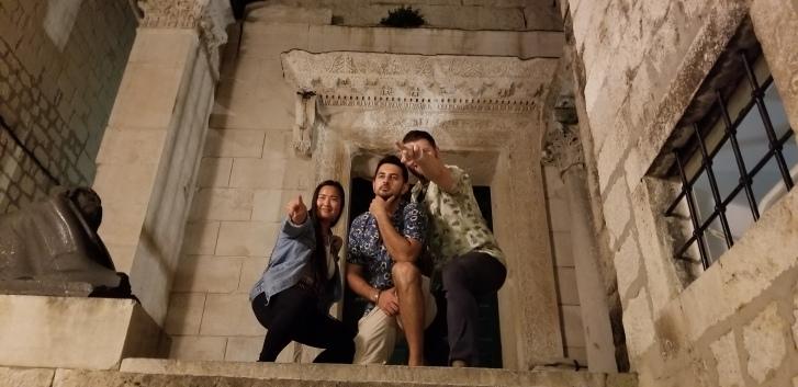 Kim, Sharan & Joe