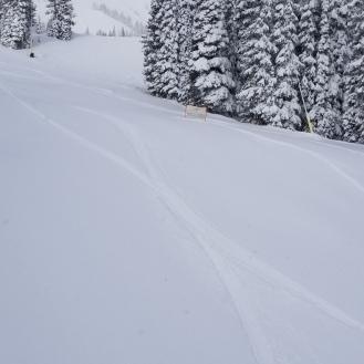First Tracks - Breckenridge, CO