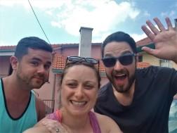 Nick, Nicole & John