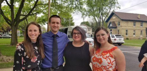 Cousins! Stephanie, Sean, Heather, Nicole