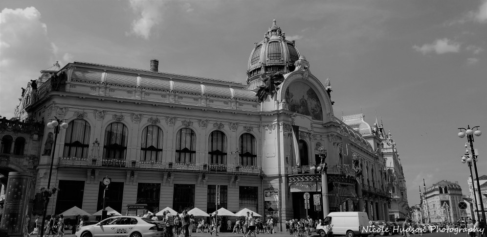 Municipal Building, Prague, Czech Republic
