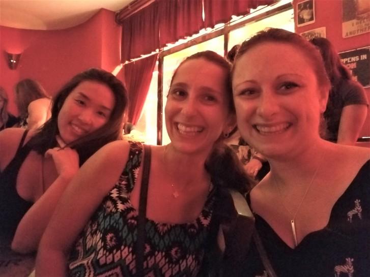 Deb, Erica, Nicole