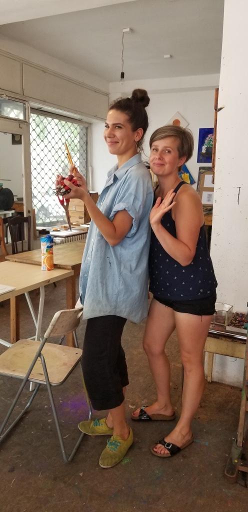 Our Teacher & Tereza